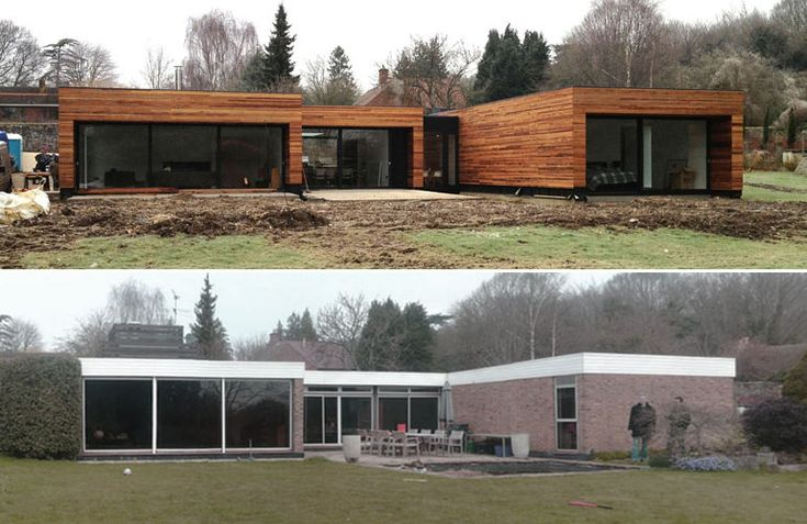 Modern Architecture Residential Homes