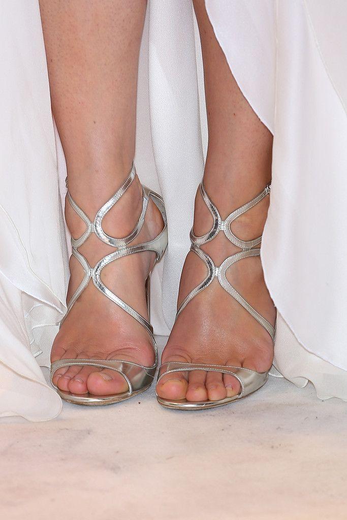 Cécile De France's Feet