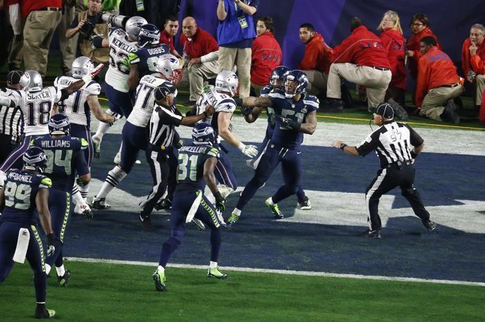 Patriots' Super Bowl Win Ends in Fight