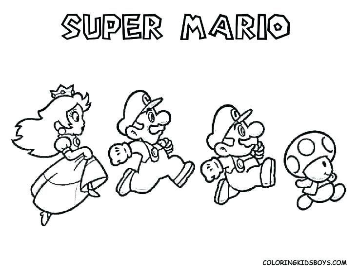 Super Mario Coloring Page New Photos Super Mario Coloring Sheets A