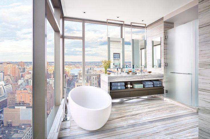 Gisele Bundchen y Tom Brady Apartamento En Uno Madison, Nueva York