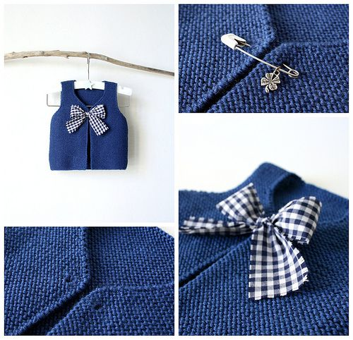pilli pilli // lovely idea... 2 button holes in the sweater instead of 1 ... tie or pin, options for closures.