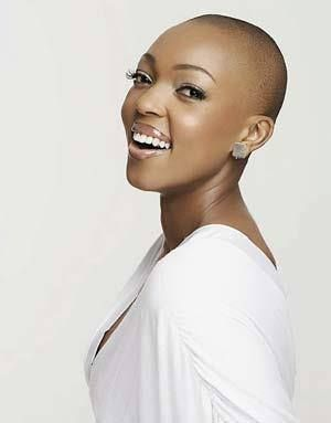 how to keep a bald scalp clean and healty