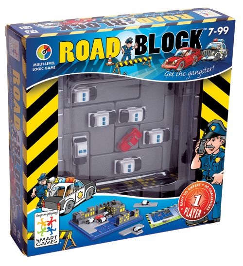 SmartGames RoadBlock - Tiesulku