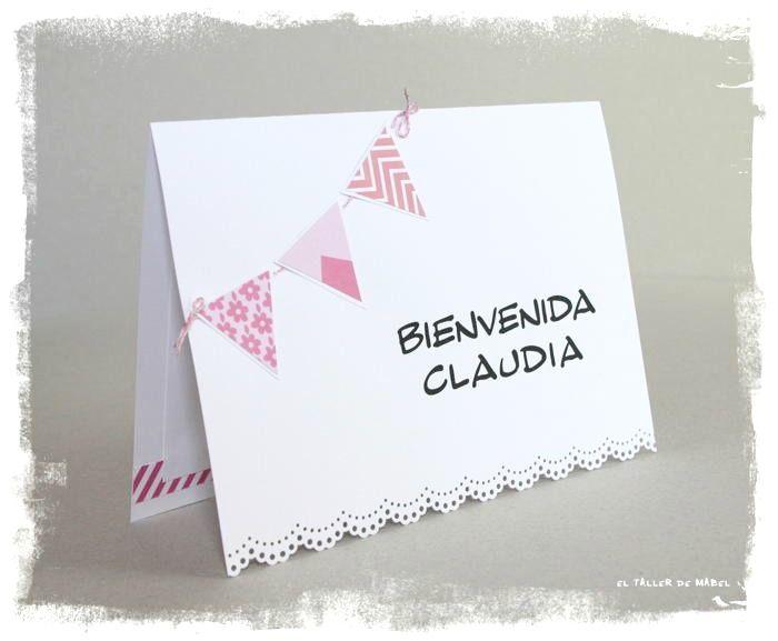 Para la pequeña Claudia