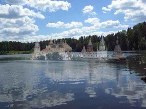 Арт-экспедиция к озеру Светлояр с Ириной Василакий