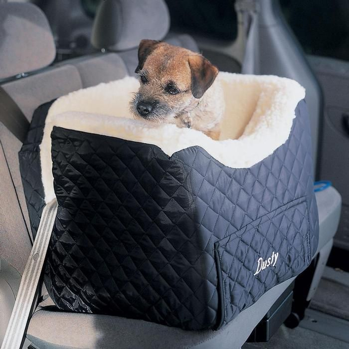 Dog Car Seats For Motion Sickness