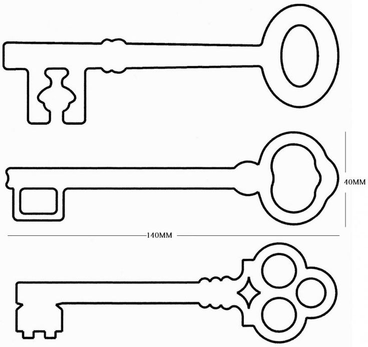 Key Template 4 05 Ws Designs Wendy Stenton - ClipArt Best - ClipArt Best