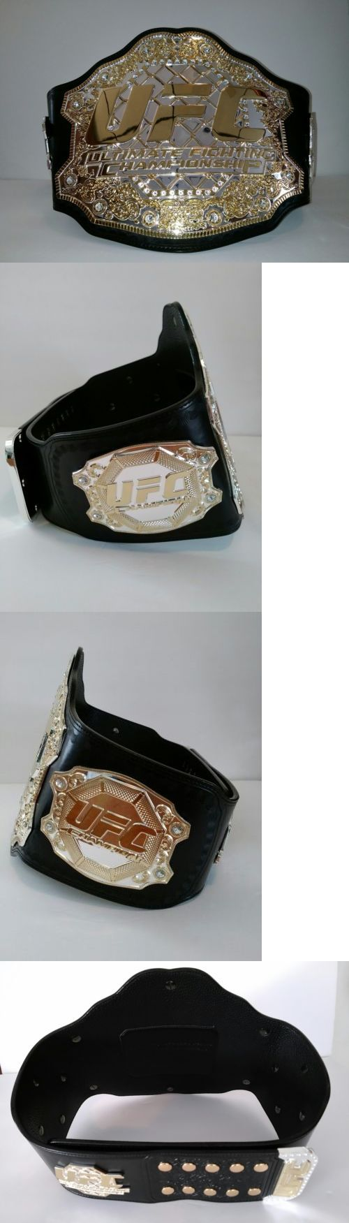 Mixed Martial Arts MMA 177913: Ufc Ultimate Fighting Championship Adult Replica Belt New Wec Tna Gloves Wwe -> BUY IT NOW ONLY: $399 on eBay!