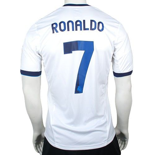 adidas Ronaldo #7 Real Madrid Home Jersey 12/13 $98.99