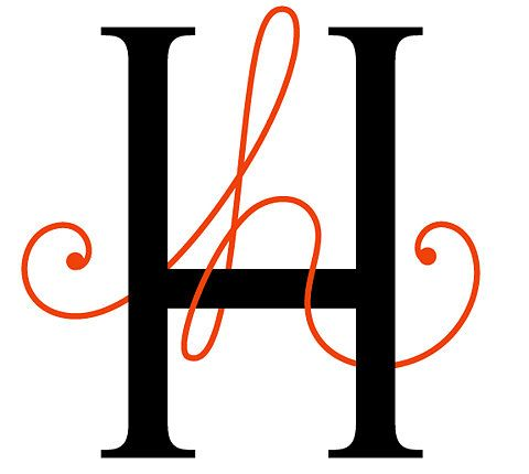 H h.Wall Art, Outfit Types, Graphics Design, Design Monograms, Drop Cap, Drawingart Ideas, Daily Drop, Jessica Hische, Art Outfit
