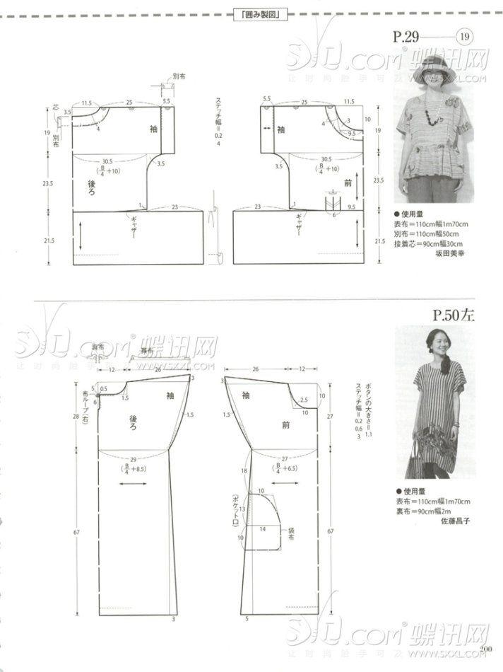 [香香分享]STYLEBOOK2014盛夏号1(二)_香香手作_新浪博客