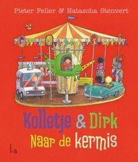 Dertien avonturen van Kolletje en haar vriendje Dirk op de kermis. Ze kunnen haast niet wachten tot het zo ver is. Het reuzenrad, ballen gooien, ...