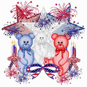 Fourth Of July Clipart | 4th Of July Graphics   EditingMySpace.com   Your  One