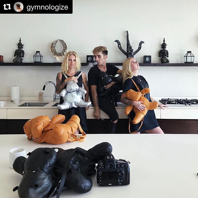 #Repost @gymnologize ・・・ When fantastic @ybonus have made wonderful bags 🙈 you can order your own hypo here 👉🏼 @ybonus 🔥