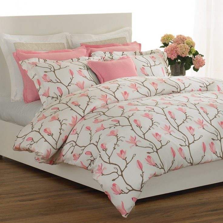 Wildcat Territory Magnolia Duvet & Sham Set From @zincdoor