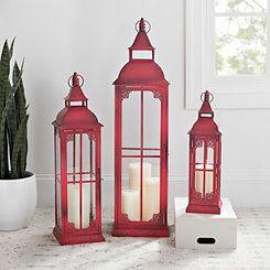All Home Decor | Kirklands | Metal lanterns, Small ... on Lanterns At Kirklands id=86017