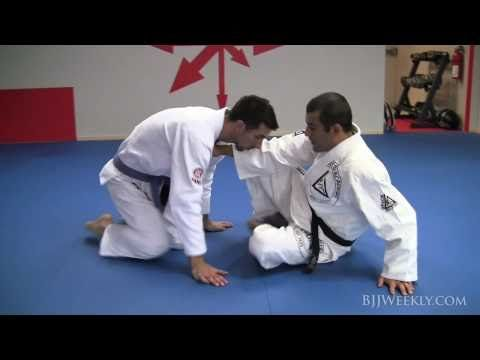 ▶ Gracie Jiu Jitsu - Ryron Gracie - Open Guard Loop Choke - YouTube MMA UFC K1주짓수 이종격투기 킥복싱 복싱 가라데 싸움 온라인 어플 바카라 카지노 afs36★㏇m