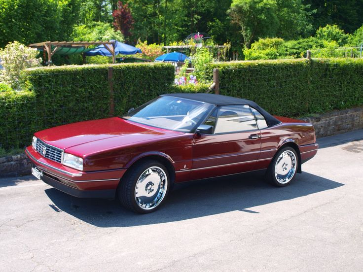 17 best Cadillac Allante images on Pinterest | Cadillac, Autos and