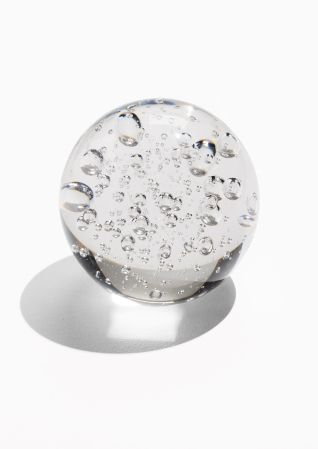 Glass Paper Weight €29
