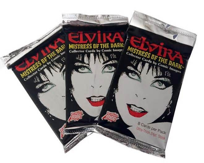 13 Elvira-themed clothing and accessories so you can be as stylish as the Mistress of the Dark This t-shirt takes the cake for versatility, because you can wear it casual in ... Plenty of sports fans trade baseball cards, there are nostalgic people everywhere faithfully hoarding Pokemon cards, but for the Elvira heads looking to get in the game ...