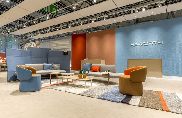 GAN RUGS AT ORGATEC 2014 http://blog.oikos.gr/design-news/gan-rugs/