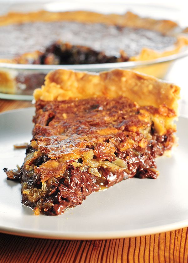 Almond Joy Pie - are you kidding?!?!