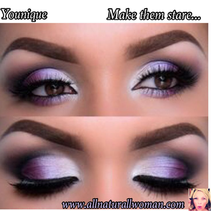 Love this look for hazel eyes especially!  #youniqueamore #eyepop