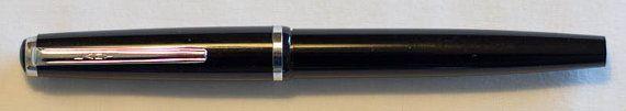 Lamy Fountain Pen Black by ScholarandGardener on Etsy, $75.00