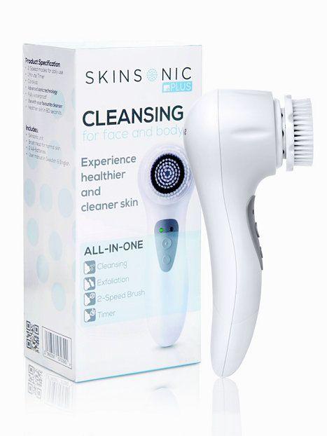 Skinsonic +Plus Cleansing Brush