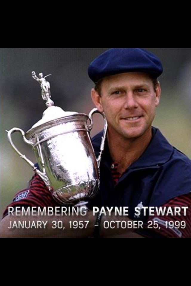 Payne Stewart ~ One of the best⛳️