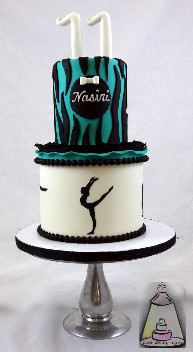 Dome Mans Birthday Cake