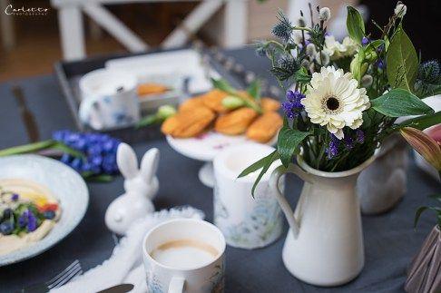 Frühlingsdeko, Osterdeko, Deko, dekoration, diy, ostern, frühling, brunch, frühstück