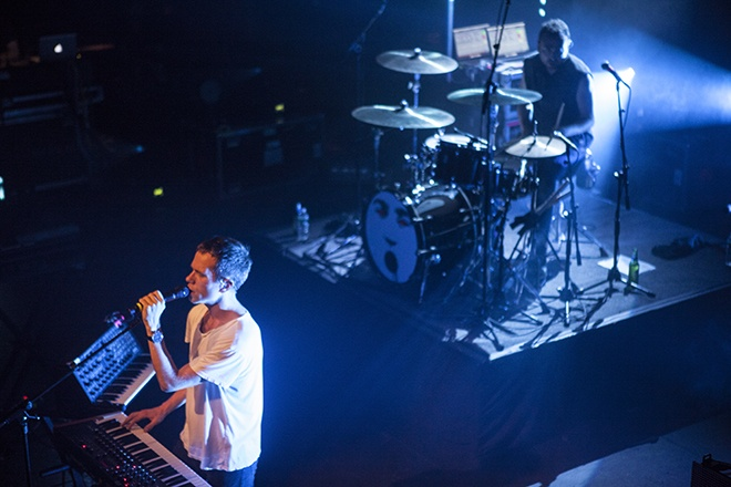 The Presets - Photo by Adela Loconte