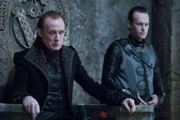 Bill Nighy as Viktor in Underworld: Rise of the Lycans