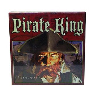 Temple Games® Pirate King