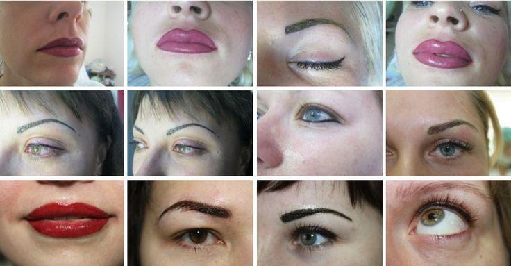 Татуаж, перманентный макияж | Tyumen Style