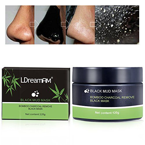 Blackhead Remover Mask, Black Mask,Deep Cleaning Mask Tearing Style Peel off Mask , Activated Natural Charcoal Black Mask Oil-control Anti Pore Acne Treatment (120g) - Reviews #Blackhead #Remover #Mask, #Black #Mask,Deep #Cleaning #Mask #Tearing #Style #Peel #Mask #Activated #Natural #Charcoal #Black #Mask #Oil-control #Anti #Pore #Acne #Treatment #(120g) #Reviews