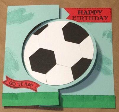 Best 25 Soccer cards ideas – Mad Men Birthday Card