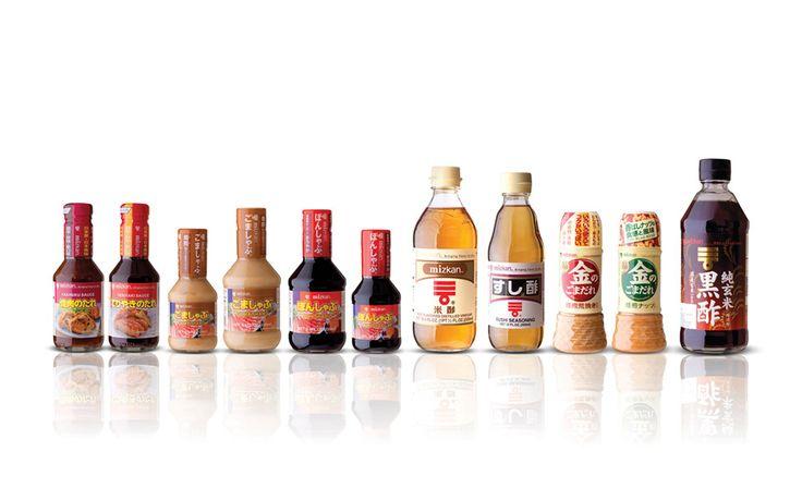 Mizkan Japanese various soy sauce
