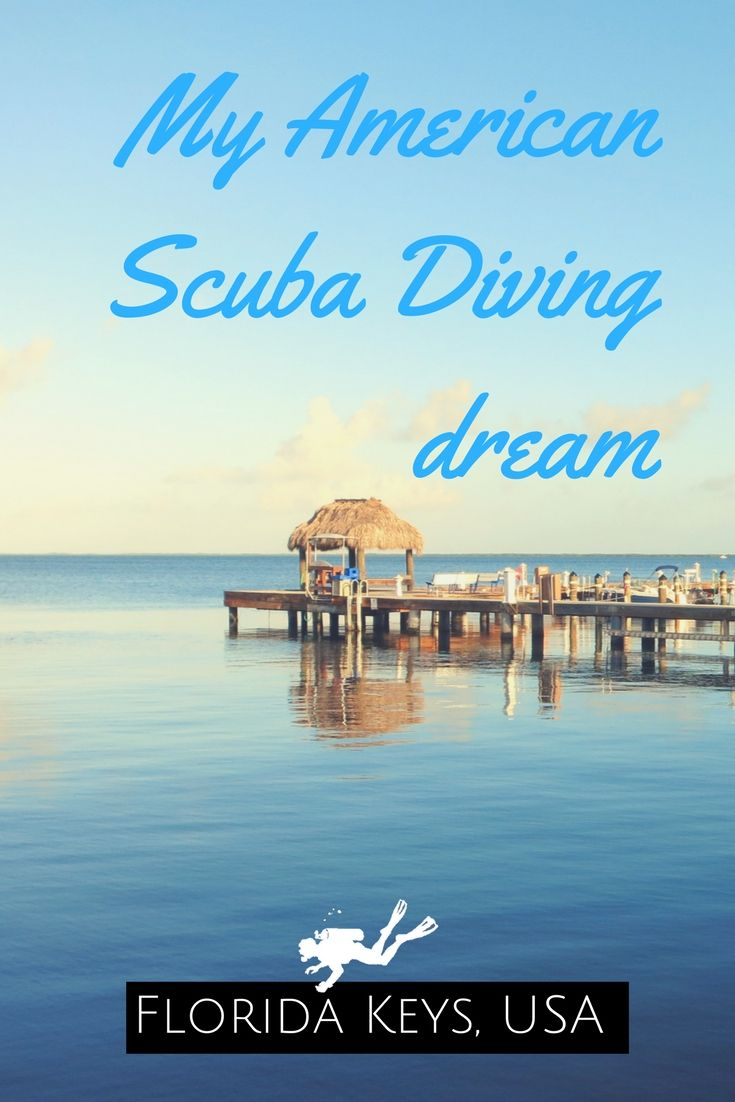 My American scuba diving dream in the Florida Keys, USA - World Adventure Divers – Read more on https://worldadventuredivers.com/2016/01/22/scuba-diving-florida-keys-usa/