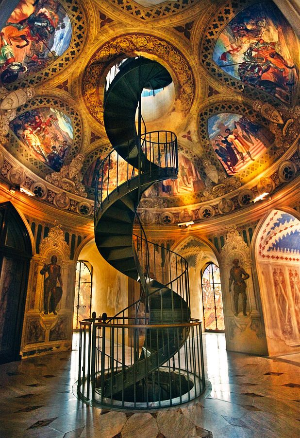 Castello Ducalle - Umbria, Italy