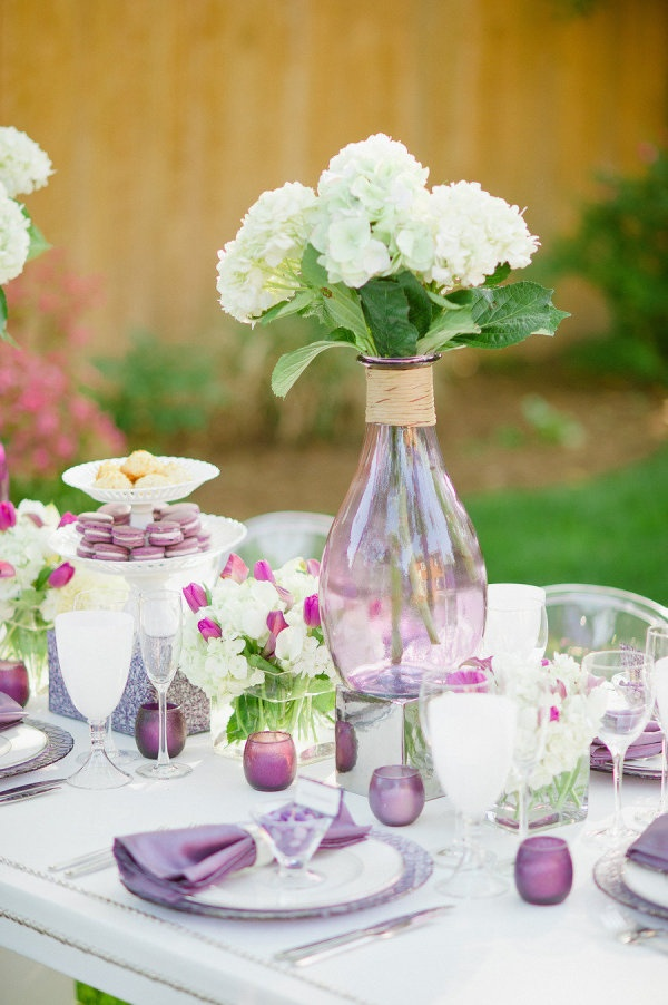 Spring Tabletop Inspiration From Eli Turner Studios + Cherry Blossom Events