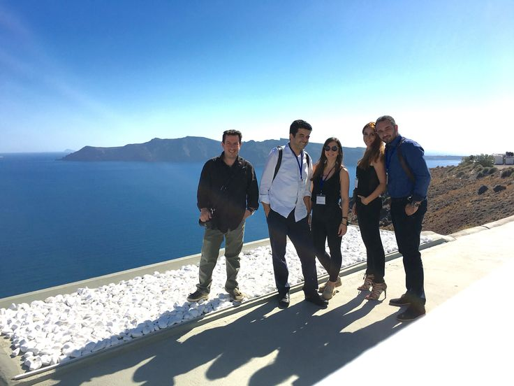Santorini Wedding Photographers Team