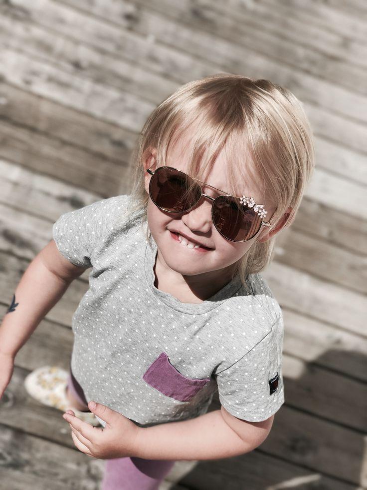 My cool kiddo