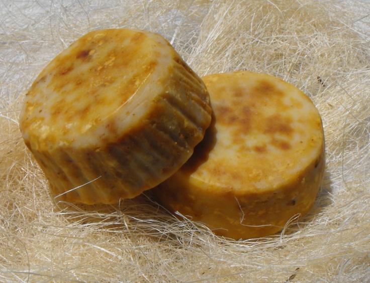 Sabó d'ametlles, avena, llimona i taronja