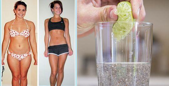 perdere peso con la chia