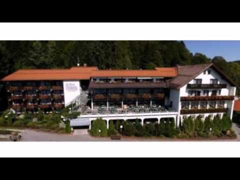 Hotel Bavaria - Zwiesel - Visit http://germanhotelstv.com/bavariazwiesel This 4-star hotel is located near the health resort of Zwiesel in the Bavarian Forest Nature Park. The family-run Bavaria Hotel has a romantic restaurant serving Bavarian and Mediterranean specialities as well an an indoor pool and spa area. -http://youtu.be/4nTVNVo2LJ0