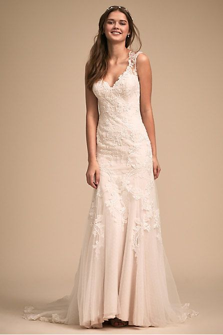 3c99c441530 Lure of Lace Gown