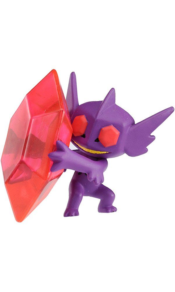 Takaratomy Official X & Y SP-35 Mega Sableye Pokemon Action Figure Best Price